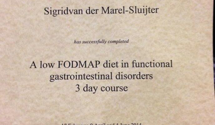 FODMAP dieet
