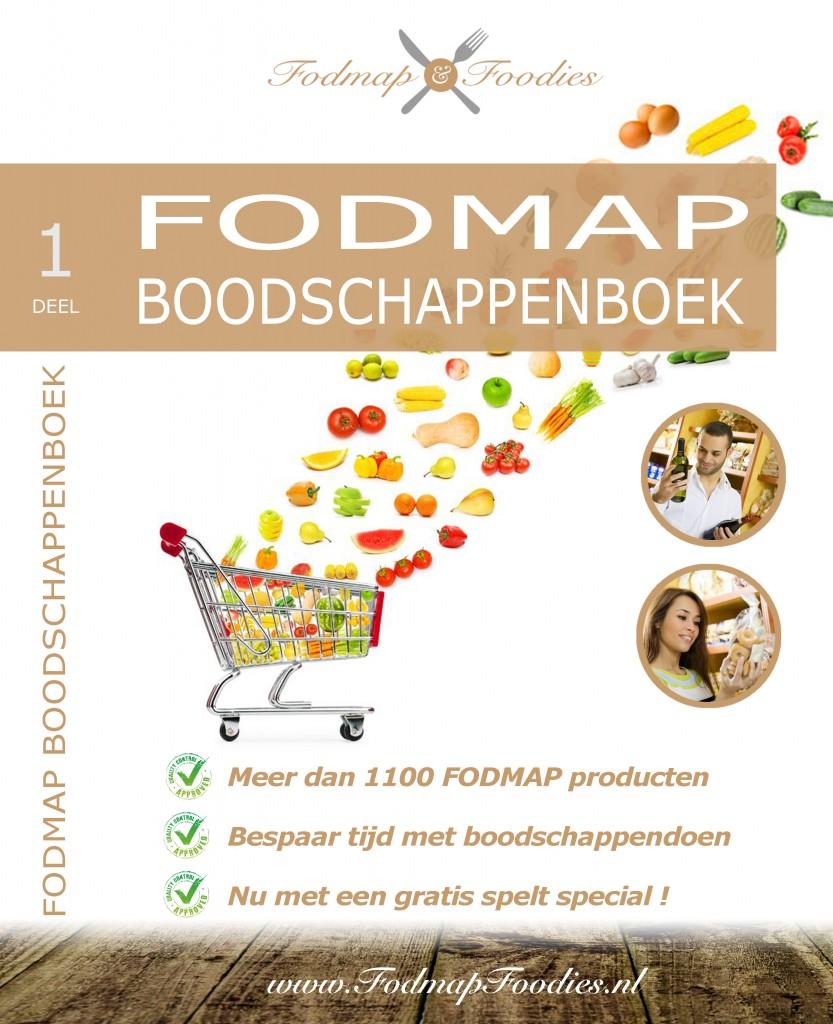 fodmap boodschappen boek