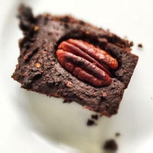 Gezonde brownie