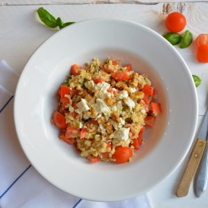 Healthy 'risotto'