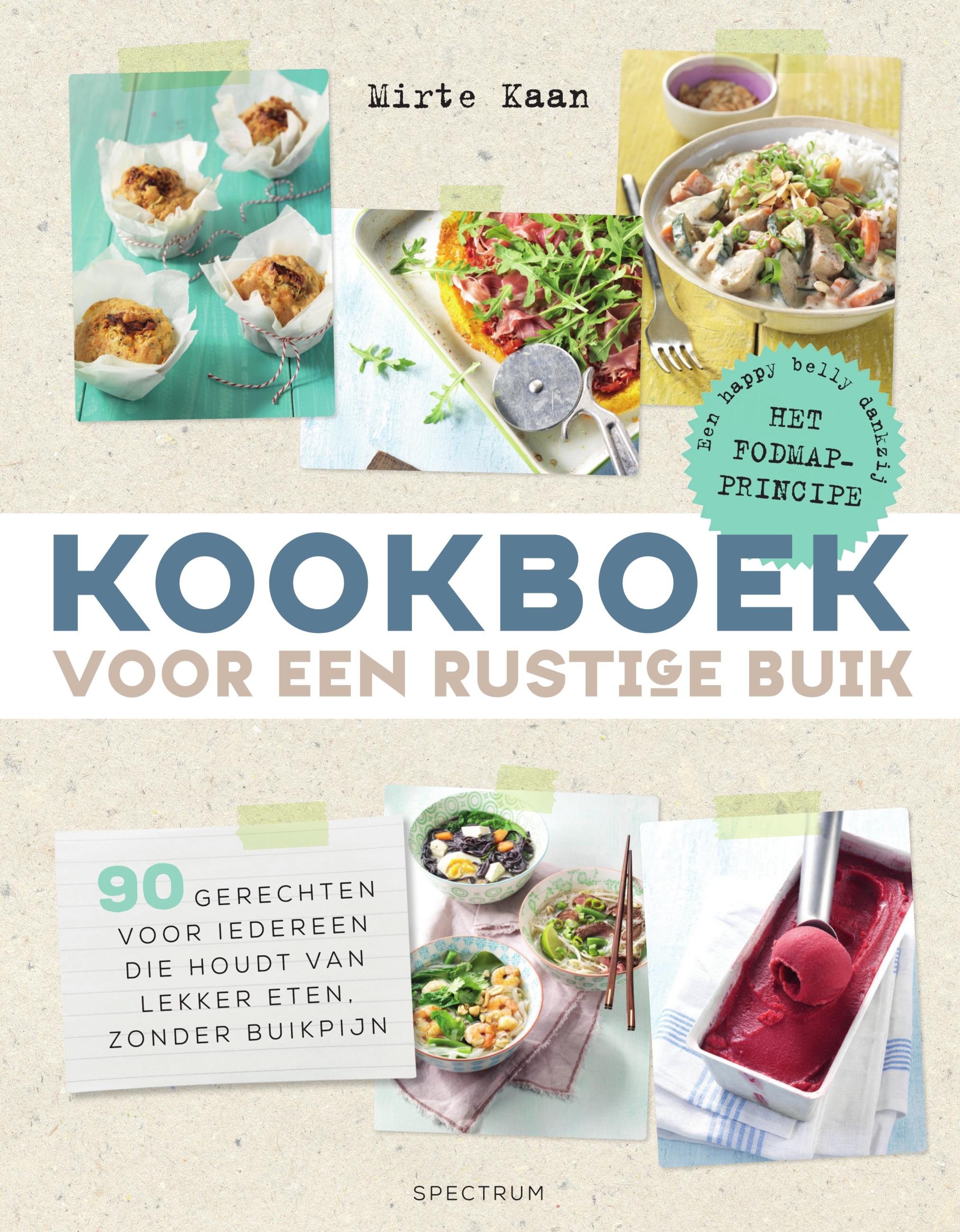 Kookboek voor een rustige buik fodmapfoodies