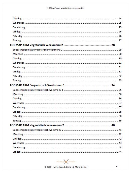 Ebook FODMAP voor vegatariers