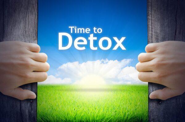 detox - time to detox -vrij