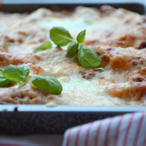 FODMAP Lasagne