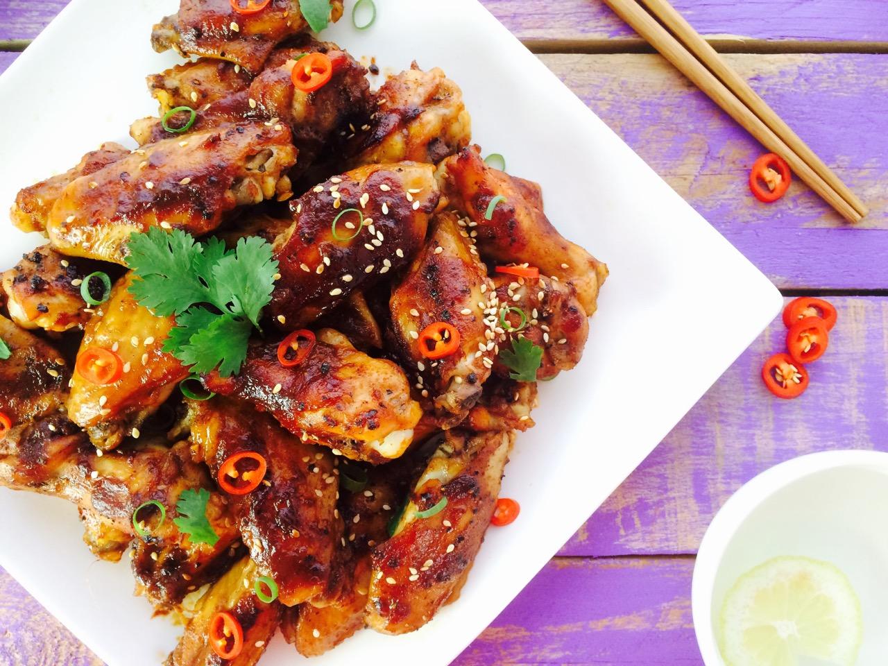 Chinese kippenvleugels