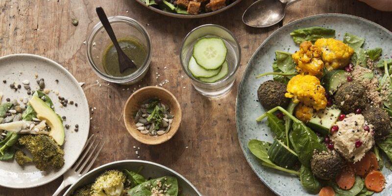 Win een salade bij saladebar SLA!