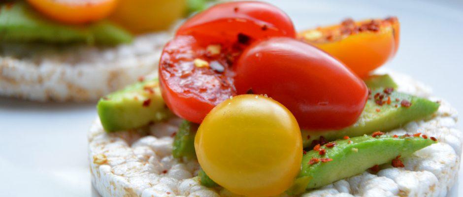Beleg je rijstwafel gezond en snel!