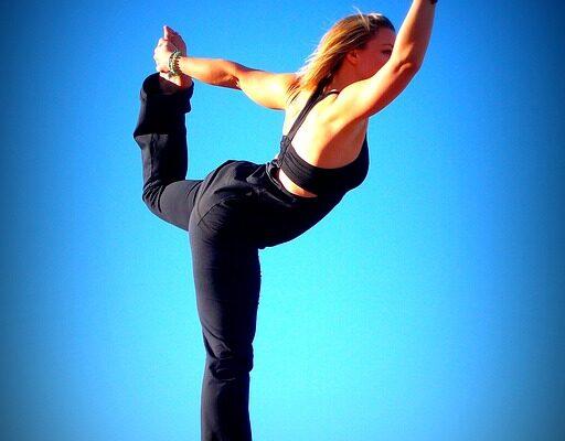 Yoga helpt bij PDS