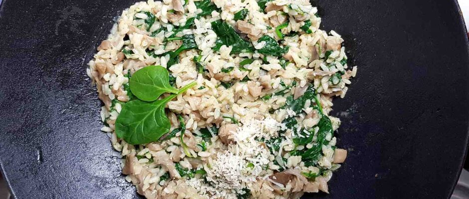 FODMAP glutenvrij risotto recept