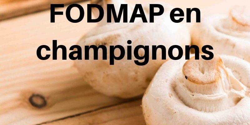 Champignons en het FODMAP dieet + risotto recept!