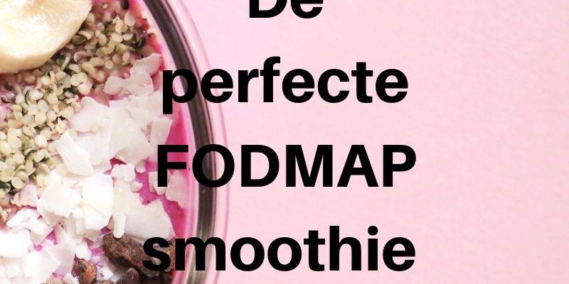 De perfecte FODMAP-smoothie