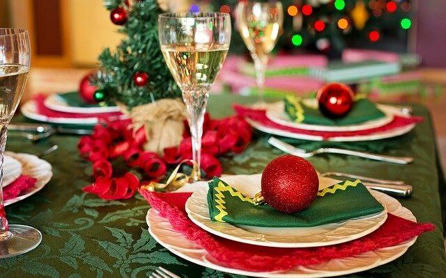 Wat gaan we eten met kerst?
