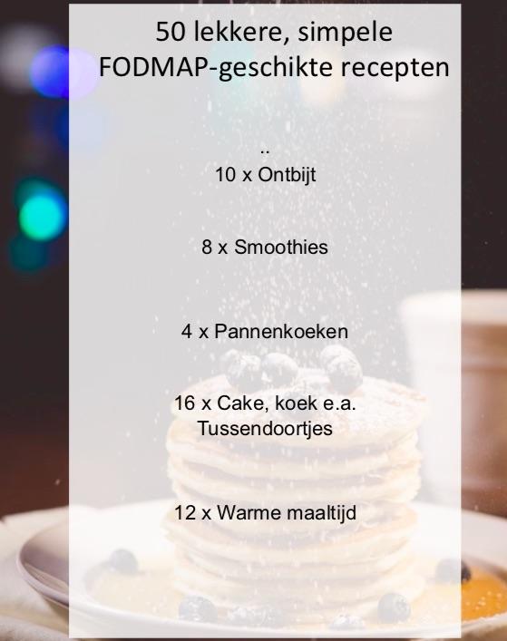 50 FODMAP recepten tablet
