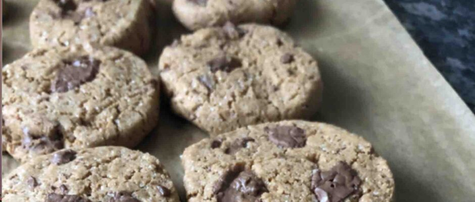 Glutenvrije chocolate chip cookies ?