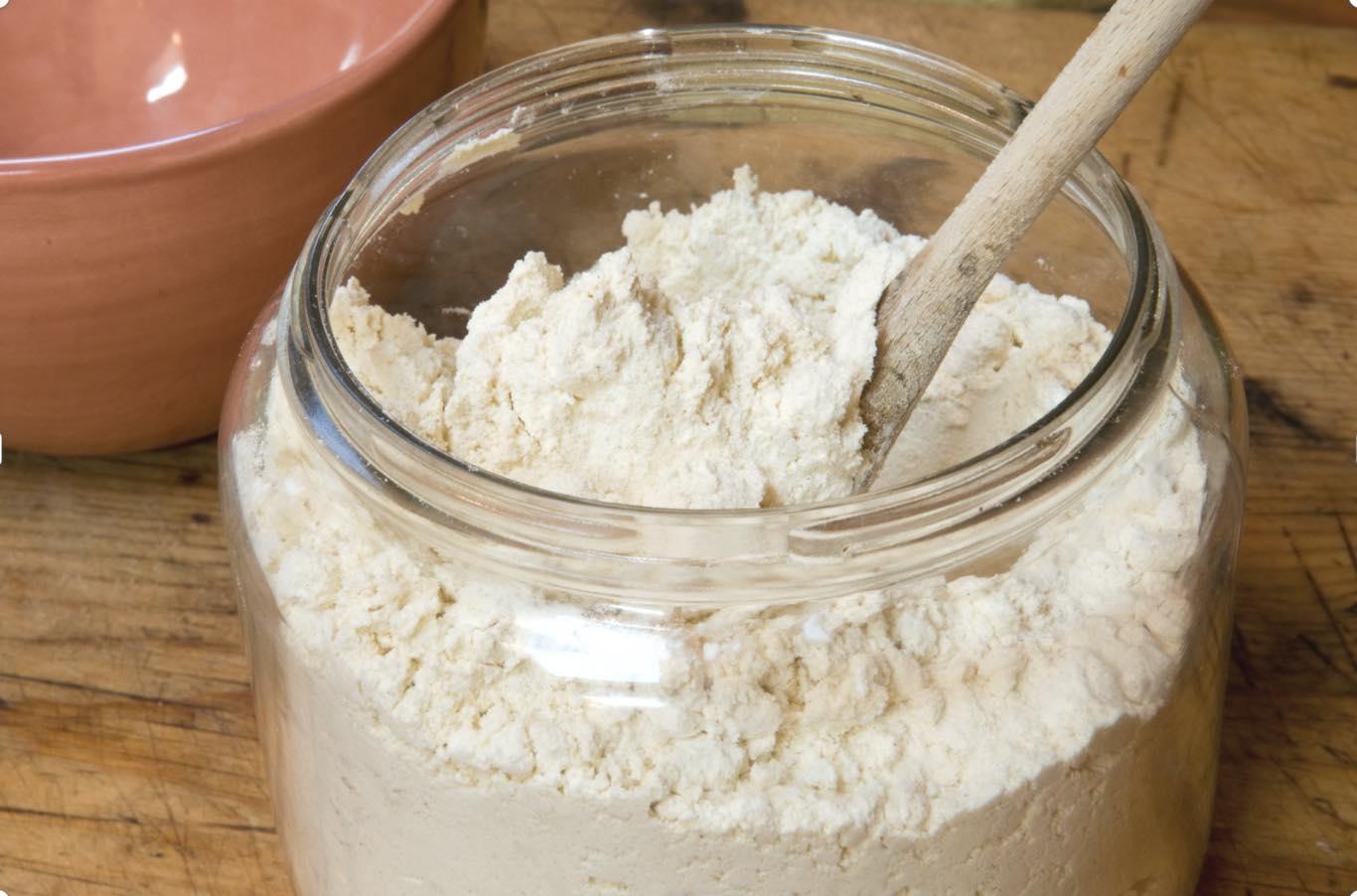 Glutenvrij low FODMAP meel